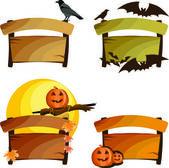 Halloween 9 — Vector de stock