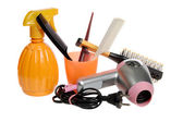 Tools for hair — Stock Photo
