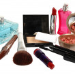 Cosmetics and perfumery — Stock Photo #2736795