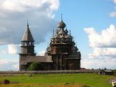 Archipelago of Kizhi. Historical museum — Stock Photo