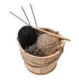 针织套件 — 图库照片