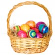 Easter basket — 图库照片
