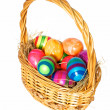 Easter basket — Stockfoto #2717257