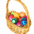 Easter basket — Stock fotografie
