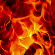Flames Fire of Hell — Stock Photo