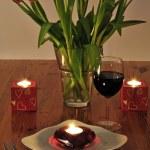 Romantic dinner — Stock Photo #2781701