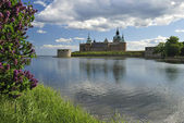 Park view in Kalmar — Stock Photo