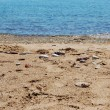 Sea and sand background — Stock Photo #2715428