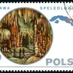 Polish postage stamp — Stock Photo #2755572