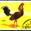 Cuban postage stamp — Stock Photo #2760441