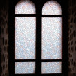Window of castle — Stockfoto #3285232