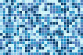 Abstract square pixel mosaic background — Stockvector