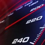Speedometer0002 — Stock Photo