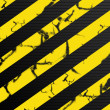 Stock Photo: Caution Background