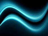 青と黒 — ストック写真