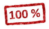 Percent — Foto Stock