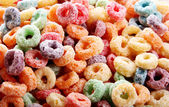Fruit cereal — Stock Photo