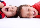 幸せな子供 — ストック写真