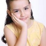 Ten years old girl — Stock Photo #3137076