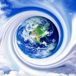 Planet illustration — Stock Photo #3137197