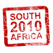 South Africa Stamp — Stock Photo #3197827