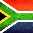 Royalty-Free Stock Photo: South Africa flag