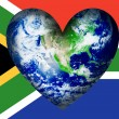 Royalty-Free Stock Photo: South Africa hearth