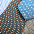 Foto Stock: Elegance ties