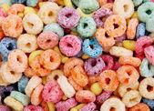 Cereal de color — Foto de Stock