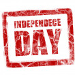 Independece day — Stock fotografie #3421991