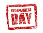 Independece day — 图库照片