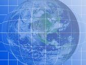Planeta — Zdjęcie stockowe