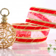 Xmas ornaments — Stock Photo