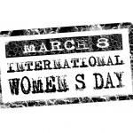 Internacional woman — Stock Photo