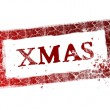 Stock Photo: Xmas stamp