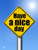 Nice day — Stock Photo