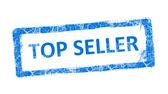 Seller stamp — Stock Photo