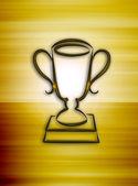 Trophy — Stock Photo