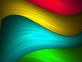 Colors waves — Stock Photo