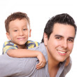 Dad and Son — Stock Photo #4867119