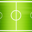 Royalty-Free Stock Photo: Soccer field