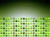 Green illustration — Stock Photo