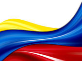 Colombia flag — Stock fotografie