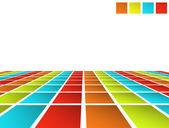 Plano de fundo cores — Fotografia Stock