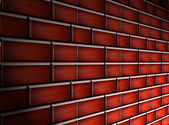 Bricks wall — Stock Photo