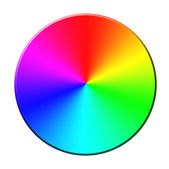 CIrcle colors — Stock Photo