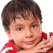 Child boy - Stock Photo
