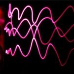 Audio Speaker Effect — Stock Photo #3633670