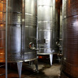 Stock Photo: Wine Tanks