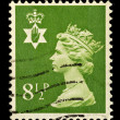 Northern Ireland Postage Stamp — Stock Photo